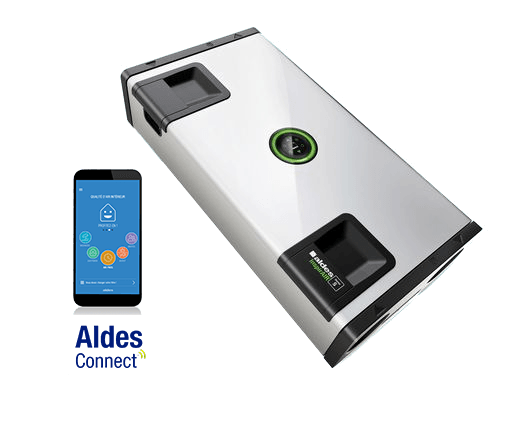 InspirAIR® Home purification d'air centralisée Aldes